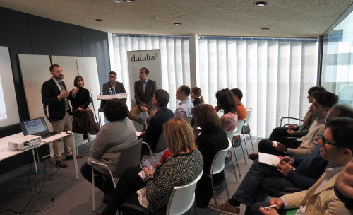 "Jornada ""LOPD como aliado del marketing"" en Oficina Evolutiva"